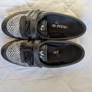 Adidas Unique Velcro Tie Sneakers